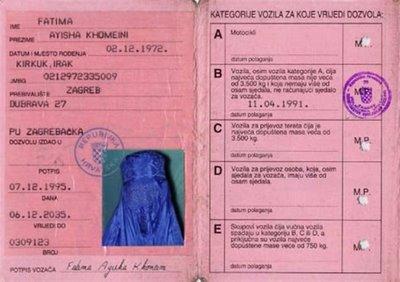 iraquiwomandrivinglicence.jpg