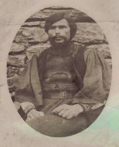 l Κουφαλέξης Τούνας. Σκοτώθηκε στις 27-7-1944