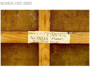 Nonda 1922-2005