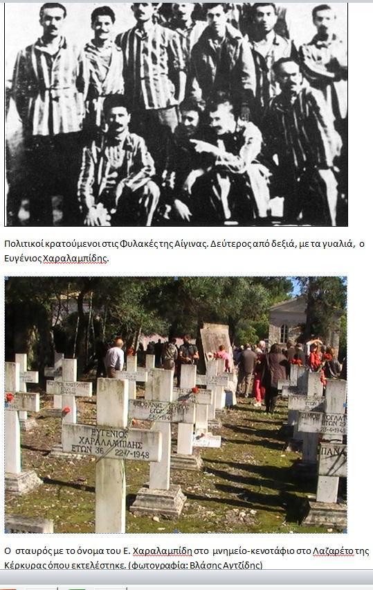 EYGENIOS XARALAMPIDIS